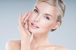 dermalogica beauty model