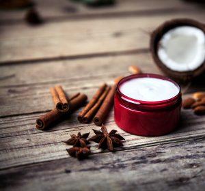cinnamon beauty cream